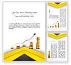 Financial/Accounting: Growth Funds Word Template #13486