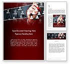 Business: Target Audience Analysis Word Template #13528