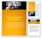 Education & Training: Executive Coaching Word Template #13529