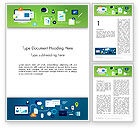 Business Concepts: Business Process Management Word Template #13541