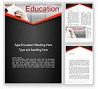 Education & Training: Persönliche verbesserung Word Vorlage #13544