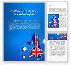 Careers/Industry: Plantilla de Word - viaje aéreo en el reino unido #13641
