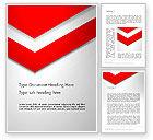 Abstract/Textures: Winkel des großen dreiecks Word Vorlage #13710