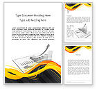 Financial/Accounting: Pricing Analytics Word Template #13713
