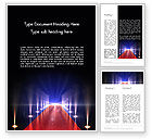 Art & Entertainment: Nightlife Word Template #13739