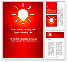 Business Concepts: Good Creative Idea Word Template #13759