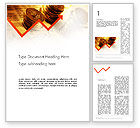 Financial/Accounting: Financial Strength Word Template #13761