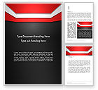 Abstract/Textures: Parallel Lines Word Template #13824