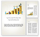 Financial/Accounting: Money Growth Word Template #13916