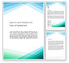Abstract/Textures: Diagonal Lines Against White Background Word Template #13935