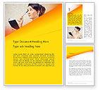 Education & Training: Memorizing Word Template #13985