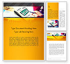 Consulting: SEO Agency Word Template #14026