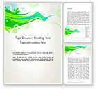 Abstract/Textures: Modello Word - Primavera astratta #14039