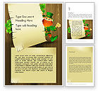 Holiday/Special Occasion: Saint Patrick's Day Word Template #14052