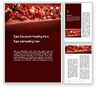Medical: Cord Blood Word Template #14087
