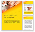 General: Radio Frequency Treatment Word Template #14249