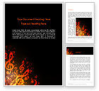 Art & Entertainment: Music Explosion Word Template #14364