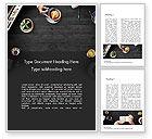Careers/Industry: ウェブサイトのコンセプトに取り組んでいるウェブデザインチーム - Wordテンプレート #14681