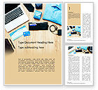 Business Concepts: Getting Ready to Leave Word Template #14682