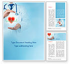 Medical: Modello Word - Cardiologo #15064
