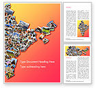 Holiday/Special Occasion: Modelo do Word - coleção de fotos com lugares indianos famosos #15281