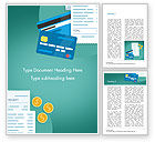 Financial/Accounting: Payment Receipt Word Template #15375