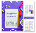 Holiday/Special Occasion: Notitieboekjes En Feestdecoraties Word Template #15452