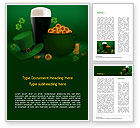 Holiday/Special Occasion: St. Patrick's Day Symbols Word Template #15493