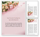 Holiday/Special Occasion: Romantic Gift Word Template #15558