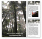 Nature & Environment: Tropical Rainforest Word Template #15639