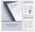 """Technology, Science & Computers: Wörterbuchdefinition des wortes """"design"""" auf smartphoneschirm Word Vorlage #15715"""