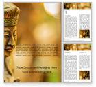 Religious/Spiritual: Templat Word Gratis Tampilan Patung Kayu Dari Dekat #15821