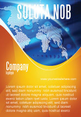 Global: Global Technologies Ad Template #01456