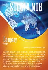 Global: 全球技术广告模板 #01456
