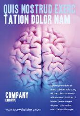 Medical: Modèle de Publicité de cerveau #01606