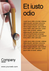 Careers/Industry: Draftsman Ad Template #01937