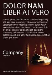 Legal: Plantilla de publicidad - corrupción #02025