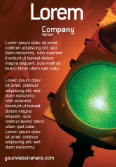 Business Concepts: Lichtsignaal Advertentie Template #02304