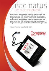 Business Concepts: Verkauf Anzeigenvorlage #02419