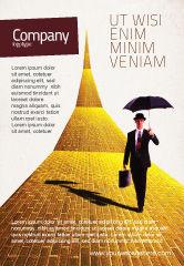 Business: Dream Land Advertentie Template #02566