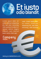 Financial/Accounting: European Union Ad Template #02642