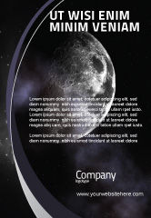 Nature & Environment: Moon Ad Template #02670