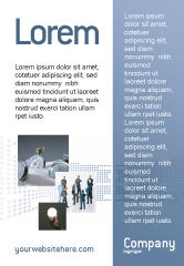Telecommunication: Informatiestroom Advertentie Template #02678