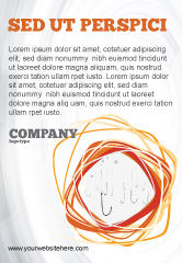 Business Concepts: Hooks Ad Template #02722