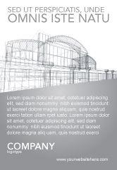 Construction: Templat Periklanan Desain Bangunan #03154