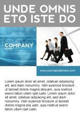 Careers/Industry: Modèle de Publicité de opportunités de carrière #03205