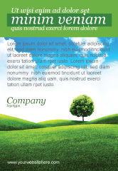 Nature & Environment: Meadow Ad Template #03213