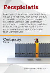 Business Concepts: Document Filing Ad Template #03322