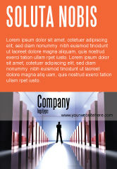 Business Concepts: Perspective Ad Template #03395