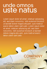 Business Concepts: Raadseldelen Advertentie Template #03435